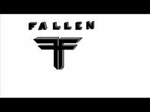 fallen logo paint Video