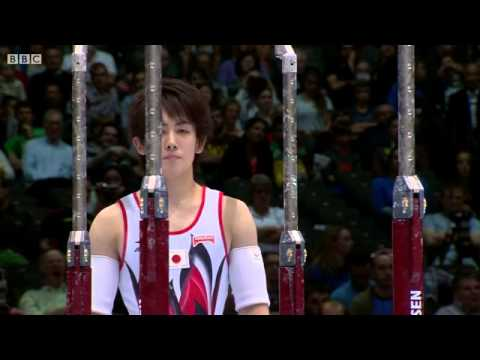 BBC Coverage Gymnastics World Championships 2013 Men's AA Final