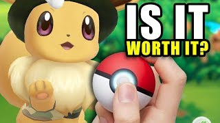 Pokeball Plus - IS IT WORTH IT? - Review
