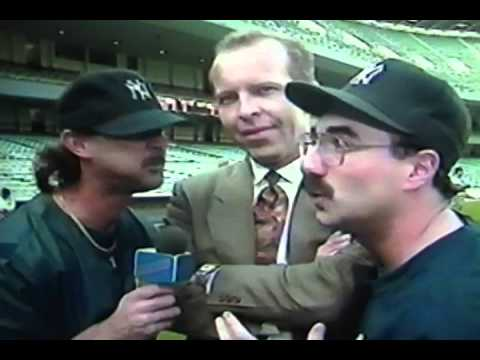 """New York Yankees"" ""Don Mattingly"" Funny ""Randy 'Macho Man' Savage"" Impersonation!"