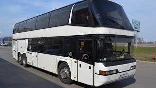 2015 - Neoplan N122 -1994, Travel tour Kyiv- Bulgarya