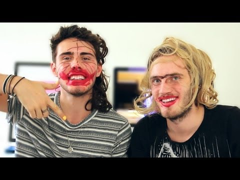 THE MANLY CHALLENGE   PewDiePie