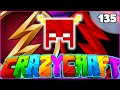 "Minecraft CRAZY CRAFT 3.0 SMP   ""THE WAR OF THE FLASH""   Episode 135"