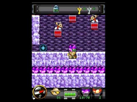Diamond Rush Perfect Walkthrough: Tibet Or Siberia Stage 8 video