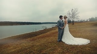 Five Oaks Lodge wedding {Tulsa wedding video}