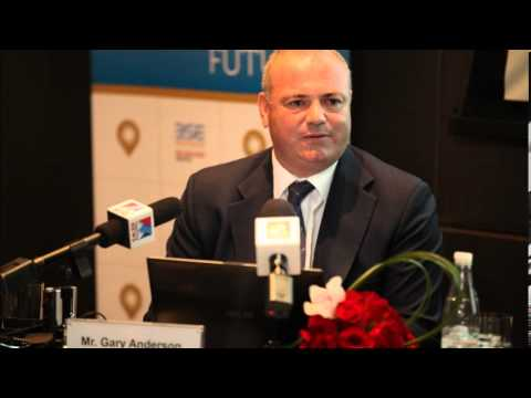 Gary Anderson, CEO, DGCX interview with Dubai Eye