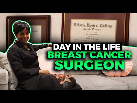 Day in the Life of a Breast Cancer Surgeon
