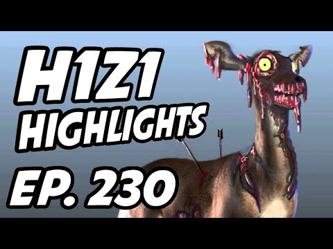 H1Z1 Daily Highlights | Ep. 230 | AnonymousHippopotamus_, TTHump, Symfuhny, GodTouken