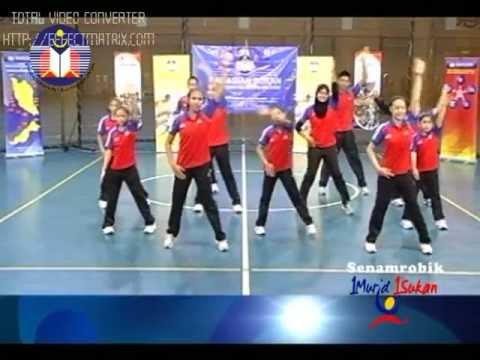 Senamrobik 1 Murid 1 Sukan 2012 (full) video