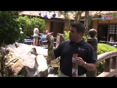 WDW Radio: Eating Around Walt Disney World - Japan in Epcot's World Showcase
