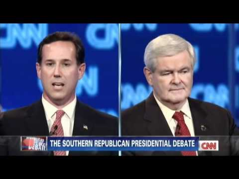 Santorum: Gingrich had no