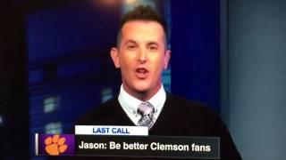 Download TigerNet.com -  Jason Fitz hates Clemson fans 3Gp Mp4
