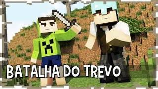 SPOK vs JAZZGHOST - BATALHA DO TREVO