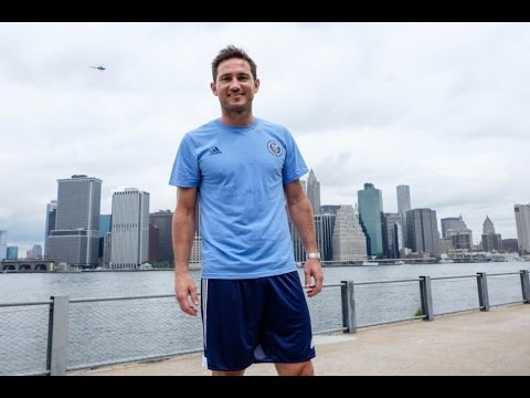 Frank Lampard ● Welcome to New York ● Chelsea Legend HD