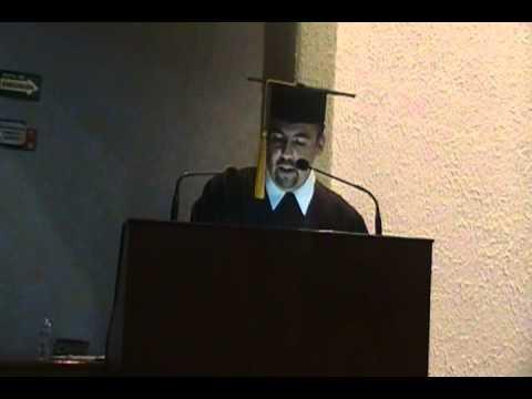 Discurso Acto Academico, Graduación UTEG.