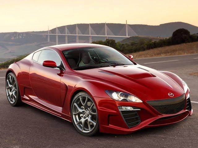 New 2017 Mazda RX-8 - YouTube