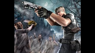 Resident Evil 4 - Ultimate HD Edition  parte 3 Petiskao play 🔴LIVE 60fps HD 720p