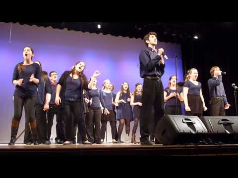 Northern Lights perform at Plymouth North High School (2nd of two)