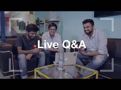 Beebom Live Q&A