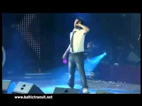 Martynas Beinaris Baltic transit koncerte Jurmala
