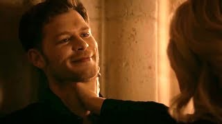 "The Originals - Klaus and Caroline - part1 | HD 5x01 ""Hello Love"" Reunion"