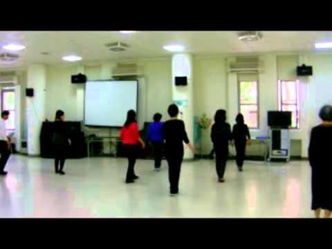 Heidi Linedance (by Jan Wyilie, Hervey Bay, Qld ) video