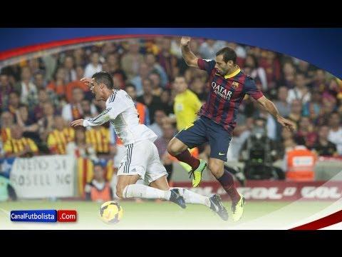 Cristiano Ronaldo vs Barcelona   Barcelona 2-1 Real Madrid   Individual Highlights 26-10-2013