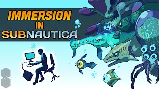 ART in VIDEO GAMES: Subnautica, Creature Design, and Immersion