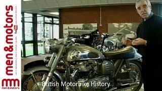 British Motorbike History - Norton, Triumph and BSA
