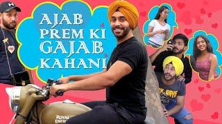 Ajab Prem Ki Gajab Kahani feat. Swagger Sharma    SahibNoor Singh