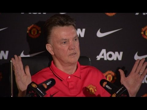 Manchester United - Louis van Gaal Defends Premier League Rivals After European Exits