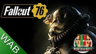 Fallout 76 (Review in progress) - Worthabuy