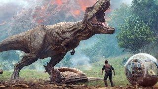 Jurassic World Fallen Kingdom Official Trailer - Jurassic World 2