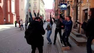 Coolers feat. Mario Bischin & Norbi - Przyjaciele (friends) - making of