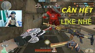Bình Luận CF : M14EBR-Fatal Wasp - tiến zombie v4