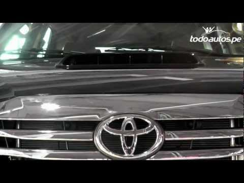 Toyota Fortuner 2012-2013 I Video en Full HD I Todoautos.pe