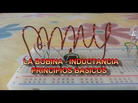 Aprendamos Electrónica Juntos - Cap 3 - La Bobina - Teoría - Principios Básicos - Parte3