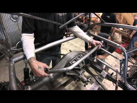 Chris Rusch's 1930 Sedan Build with Jimmy Shine, Bob Bleed, Kyle Yocum, Mike Wagner, Mark Gerish