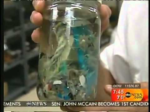 The Great Pacific Garbage Patch - Good Morning America