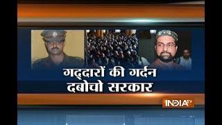 Kashmiri separatist leader Mirwaiz was inside DSP Ayub Pandith lynched in Srinagar
