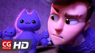 "CGI Animated Short Film: ""Knitcromancer"" by Allison Rossi, Becky Seamans, Ida Zhu 