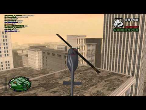 GTA SA Multiplayer - Mike, Maico e Pac!