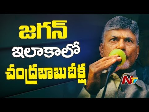 CM Chandrababu to Address TDP Dharma Porata Deeksha in Podduturu Today | NTV
