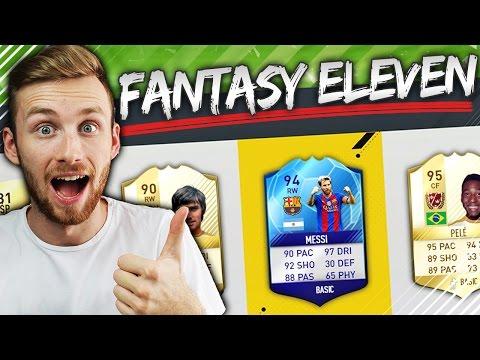 FANTASY ELEVEN #10   FIFA 17