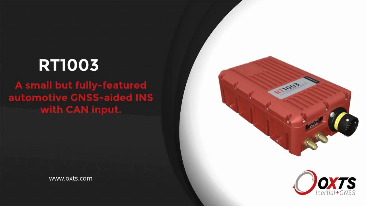 超小型GNSS/INS センサー