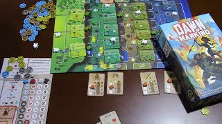 Jeremy Reviews It... - Dawn of Mankind Board Game Review