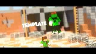#TEMPLATE // BLENDER ONLY // MINECRAFT STYLE