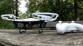 Rayline R806 - RC Quadrocopter / Drohne Mit HD Cam - Testbericht & Testflug
