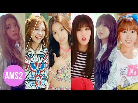 [TOP10] My Favorite Apink Songs 2016