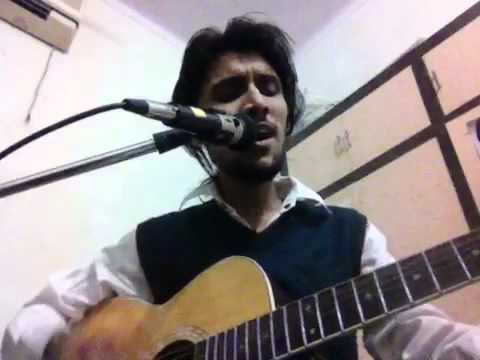 main haara(emptiness hindi version) on guitar.............by...